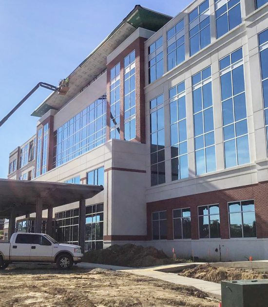 Campbell Clinic Expansion
