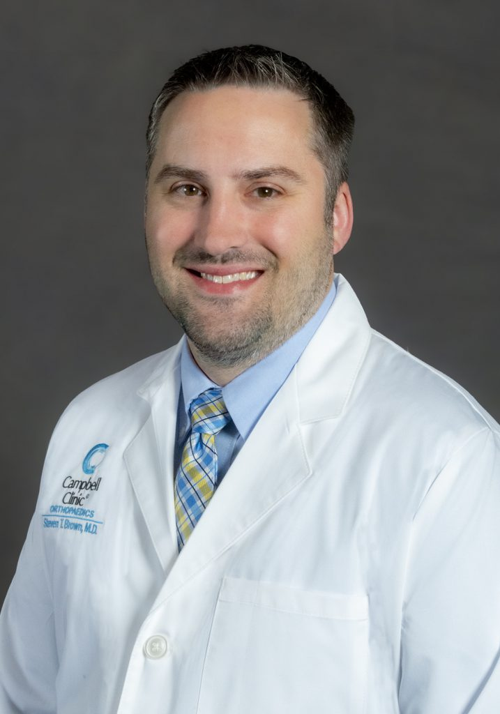 Steven T. Brown, MD - Campbell Clinic Orthopaedics